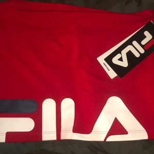 Fila crop top brand new!